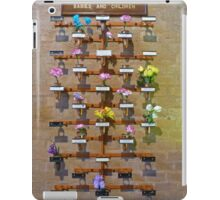 In Memory of Babies and Children iPad Case/Skin