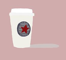 Star-Bucky Coffee by madderhattermeg