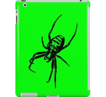 Spider - Clear iPad Case/Skin