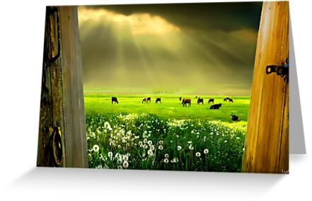 Gates of Life by Igor Zenin