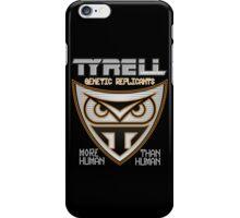 Tyrell Corporation Genetic Replicants  iPhone Case/Skin