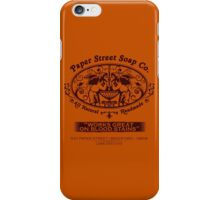Paper Street Soap Co iPhone Case/Skin