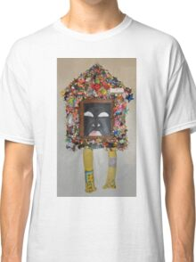 You're Standing In My Eye - Framed Classic T-Shirt