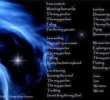 "The Image of - ""We Are"" by TeriLee by Roger Sampson"