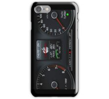 NITRO RACER dash board iPhone Case/Skin