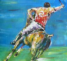 polo anyone by christine purtle