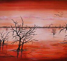 Wetlands  by Linda Callaghan