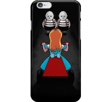 Evil Twins iPhone Case/Skin