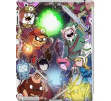 Adventure Time - Smash bros crossover iPad Case/Skin