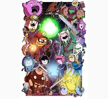 Adventure Time - Smash bros crossover Unisex T-Shirt