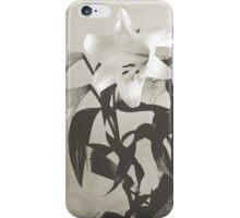 Elegant florability iPhone Case/Skin