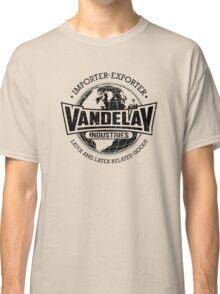 Vandelay Industries (Black) Classic T-Shirt