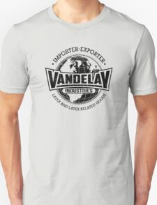 Vandelay Industries (Black) T-Shirt