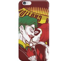 Love in Chaos iPhone Case/Skin