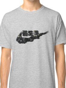 Korean Sneak Black Marble Classic T-Shirt