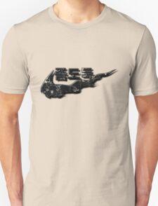 Korean Sneak Black Marble T-Shirt