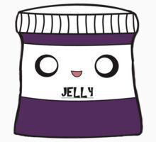 Jelly jar by rosetheunicorns