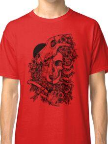 Wolf Child inks Classic T-Shirt