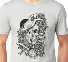 Wolf Child inks Unisex T-Shirt