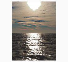 Ocean Sun Baby Tee