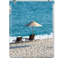 What's The Forecast? iPad Case/Skin