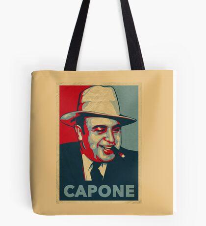 Al Capone Poster  Tote Bag