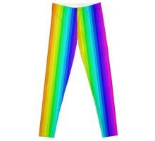 Vertical Rainbow. Leggings