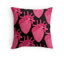 Whole Heart Throw Pillow