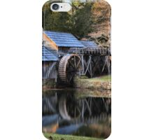 Mabry Mill Sunset iPhone Case/Skin