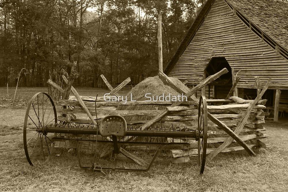 Haystack by Gary L   Suddath