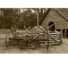 Haystack Photographic Print