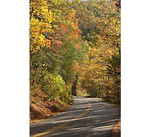 Beautiful Drive Photographic Print