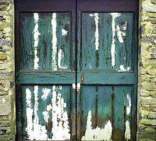 Italian Doorway by Marie Watt