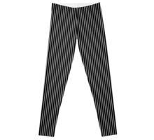 Pinstripe leggings Leggings