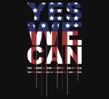 YES WE CAN ! by fashionforlove