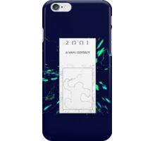 2001 Vape Odyssey iPhone Case/Skin