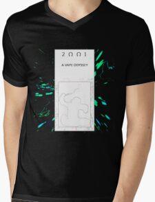 2001 Vape Odyssey Mens V-Neck T-Shirt