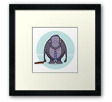 Monkey Business - Meet Tony Framed Print