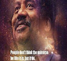Black Science Man by Fapthesystem