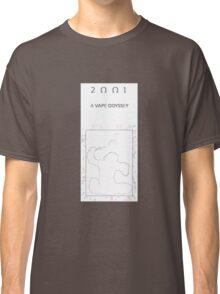 2001 Vape Odyssey - minimal Classic T-Shirt