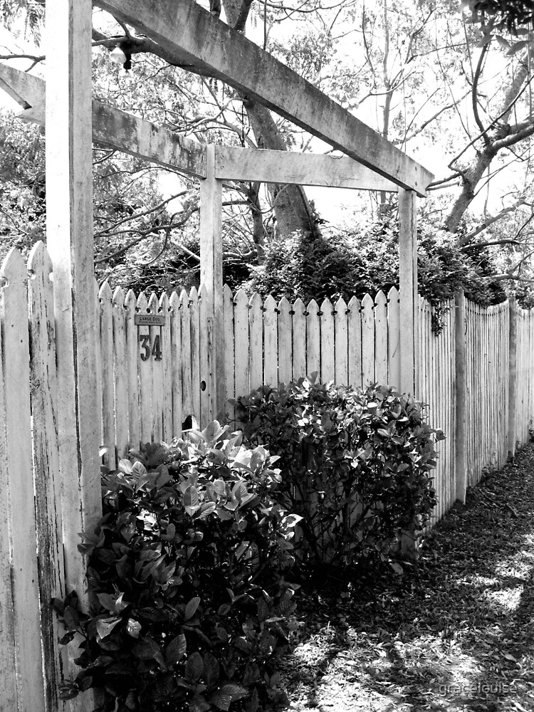 Gate by gracelouise