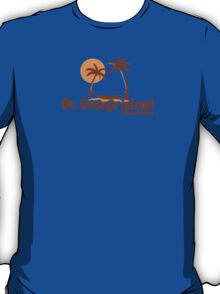 St. George Island - Florida. T-Shirt