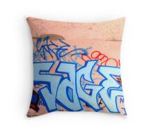 A Herb Under the Bridge. Throw Pillow
