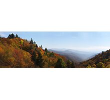 Oconaluftee Valley II Photographic Print