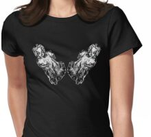 Disturbed Dollies T-shirt Womens Fitted T-Shirt