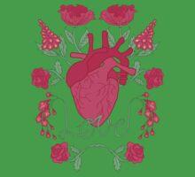 Anatomical Love Baby Tee