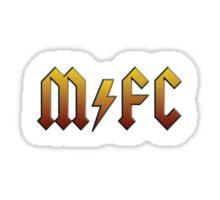 Motherwell ACDC Sticker