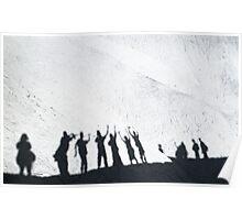 Death Valley Shadows 1 Poster