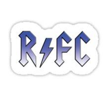 Rangers ACDC Sticker