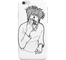 Change is on our hands and faces iPhone Case/Skin